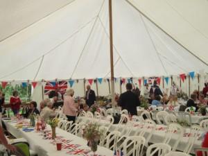 Jubilee at Cherington