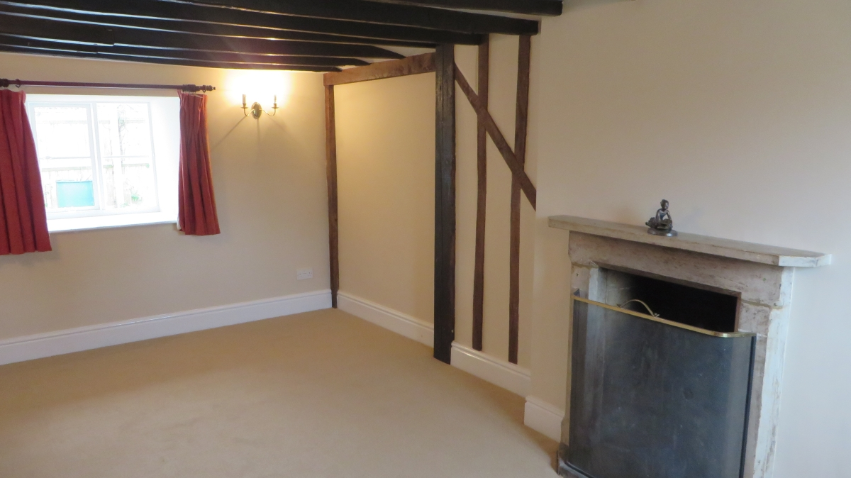 New Carpets fitted in holiday cottage