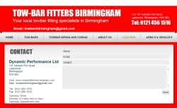 Tow Bar Fitters Birmingham